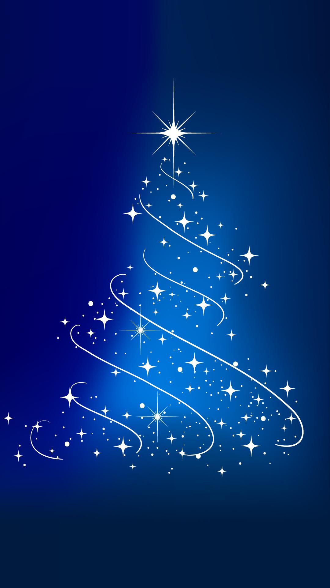スマートフォン用壁紙 スマホ壁紙 クリスマス ラブ